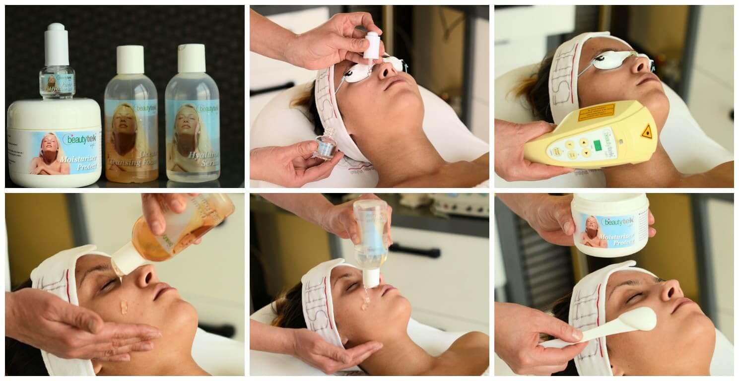 Kosmetyka twarzy BeautyTek Light - gabinet kosmetyczny Esthe w Lublinie