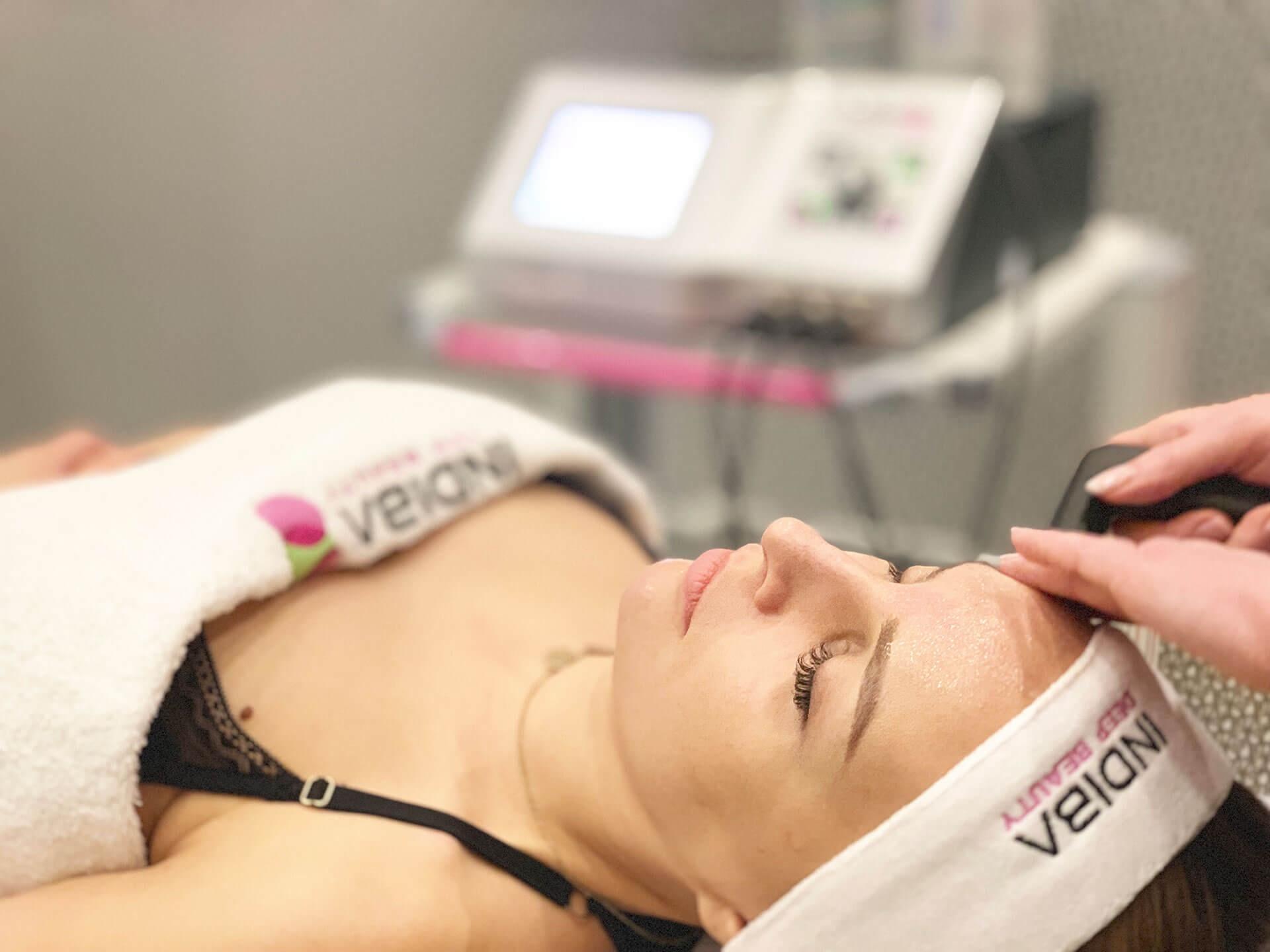 Kosmetyka twarzy - Indiba Deep Beauty 2 - gabinet kosmetyczny Esthe w Lublinie