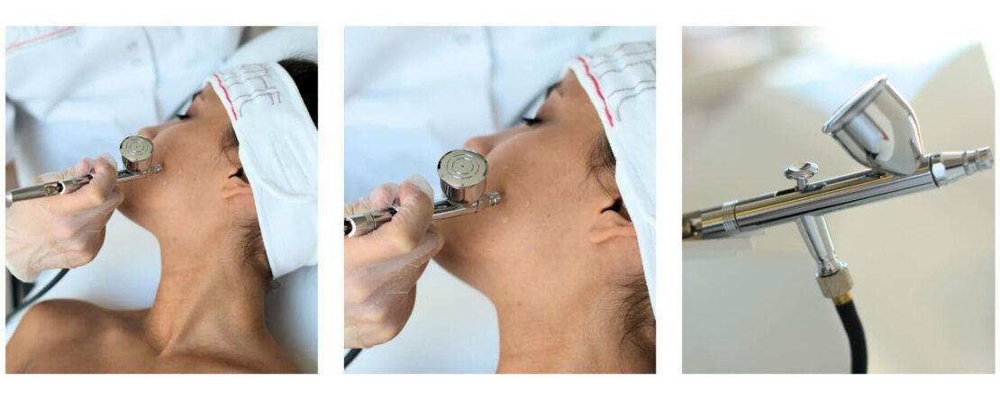 Kosmetyka twarzy - Oxybrazja - gabinet kosmetyczny Esthe wLublinie