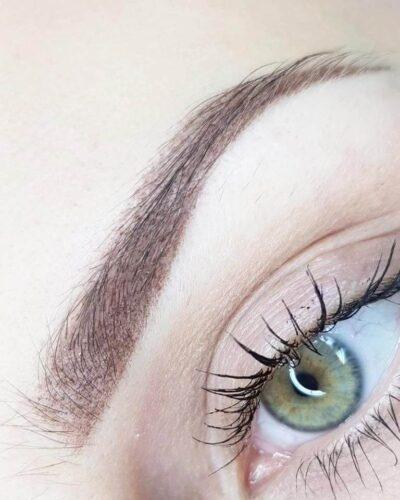 Makijaż permanentny brwi 4 - gabinet kosmetyczny Esthe wLublinie