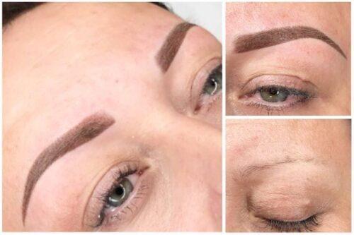 Makijaż permanentny brwi 6 - gabinet kosmetyczny Esthe wLublinie