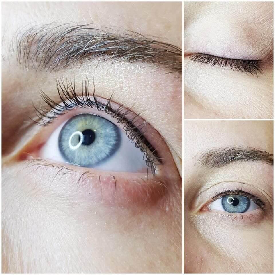 Makijaż permanentny oczu 2 - gabinet kosmetyczny Esthe w Lublinie