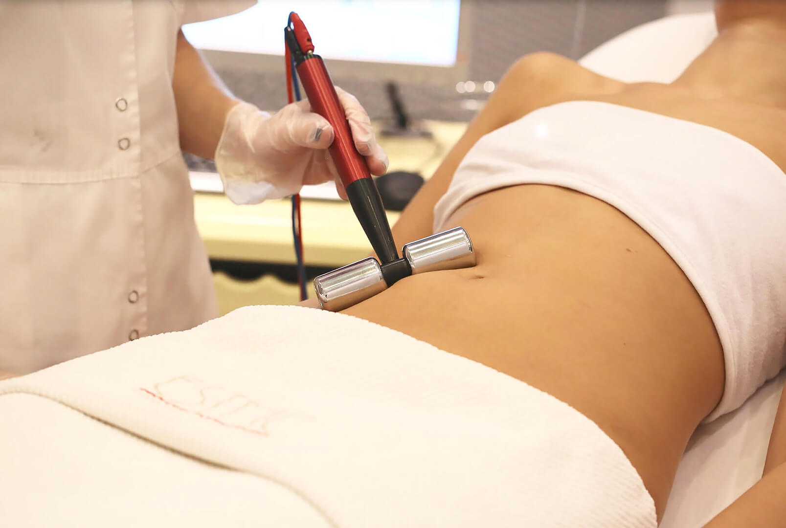 Modelowanie ciała - BeautyTek Premium - gabinet kosmetyczny Esthe w Lublinie
